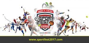 Enzita izlaže na Sportfest 2017!