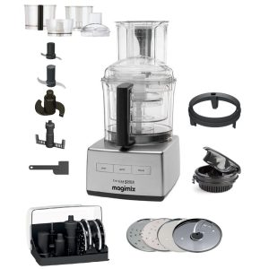 Magimix Cuisine 5200 XL Chrome