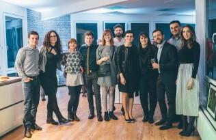 Zaposlenici i suradnici tvrtke Enzita