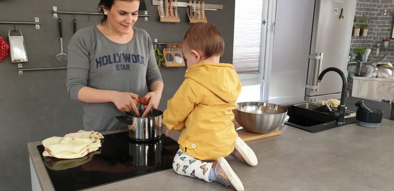 Mmmarija kuha: od početka