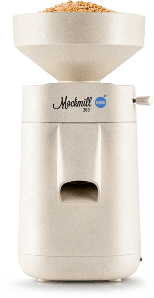 Mockmill 200, mlin,mlin za brašno,brašno