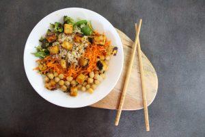 Brzi ručak ili Zdjelica tofua