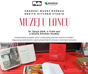 Novi projekt: Muzej u loncu ili Dođite na radionicu i predstavljanje