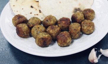 Zanimljive bliskoistočne kuglice ili Falafel u tavi
