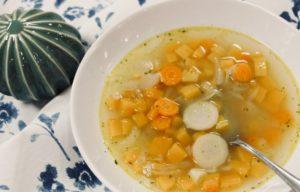 Kad zaostala tikva dobije priču ili Svakodnevna povrtna juha