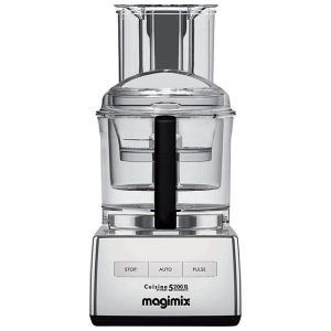 Magimix Cuisine 5200 XL Premium Chrome brilliant