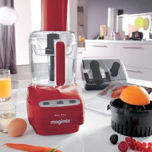 Magimix Mini Plus Crveni
