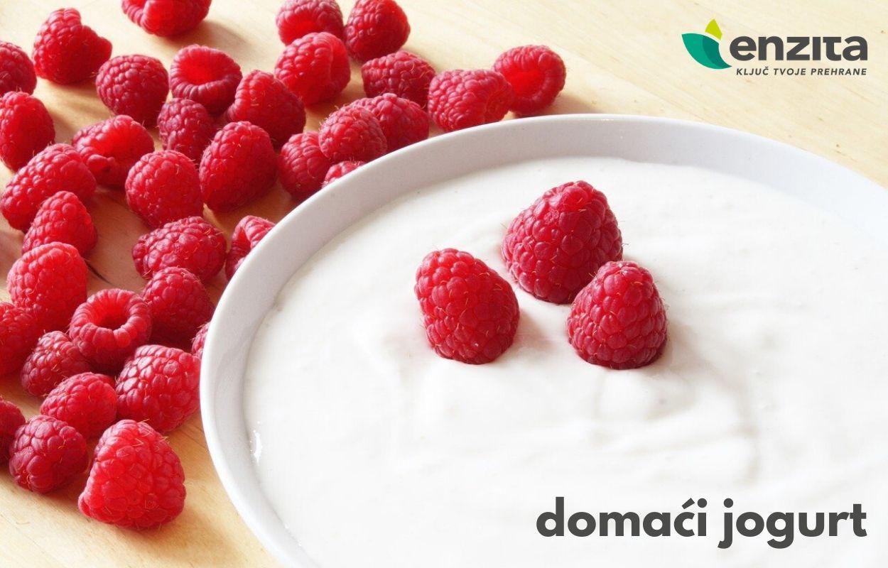 Kako napraviti domaći jogurt?