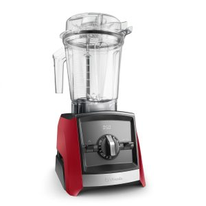 Vitamix ASCENT A2500i Crveni