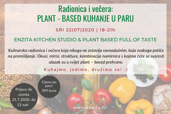 Kuhanje u paru_ PLANT – BASED RUČAK (1)