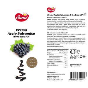 Crema Aceto Balsamico di Modena IGP