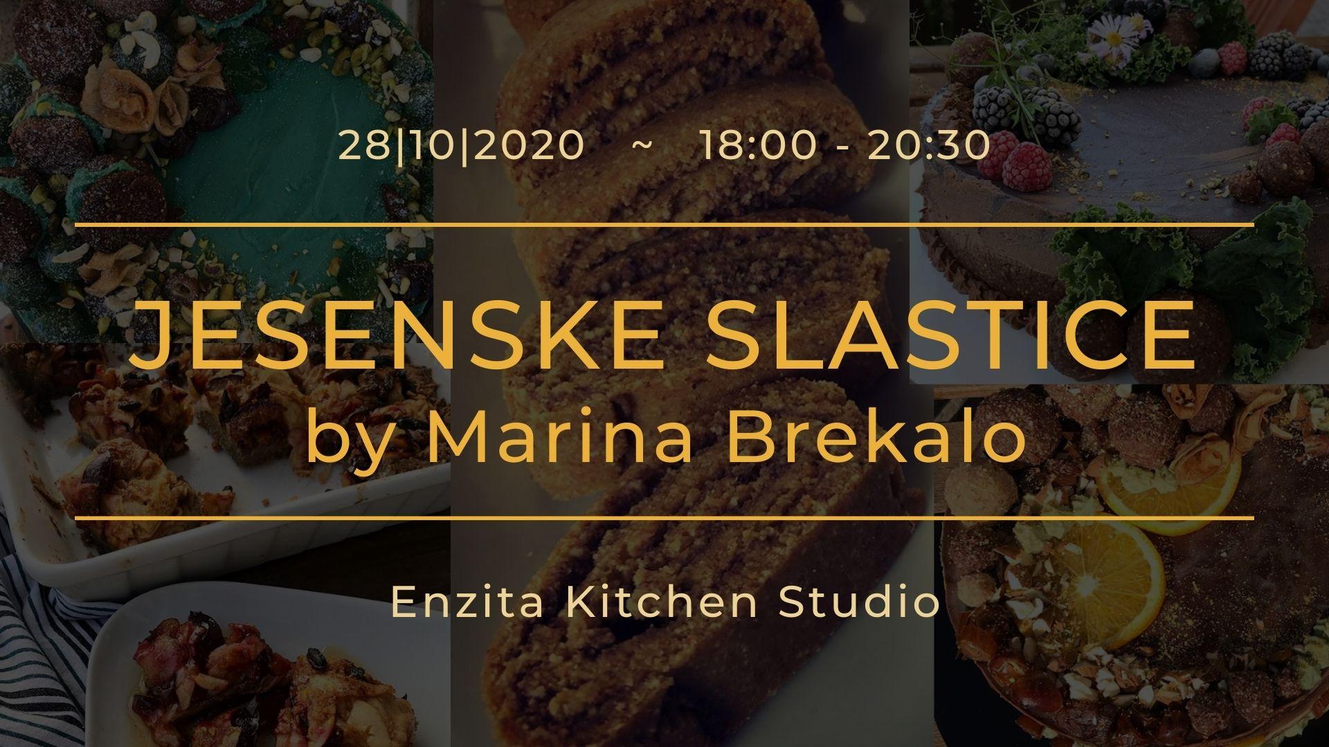 Jesenske slastice by Marina Brekalo