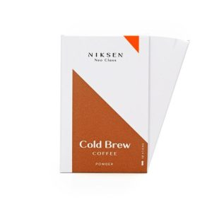 NIKSEN Cold Brew Coffee Powder 1,2 g