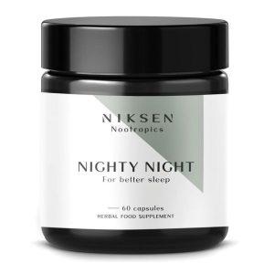 Niksen Nootropics Nighty Night 60 kapsula 30g