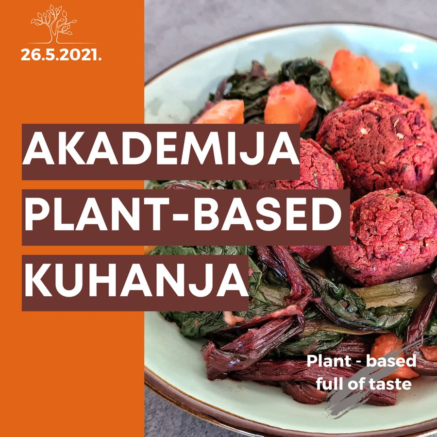 AKADEMIJA PLANT-BASED KUHANJA 1