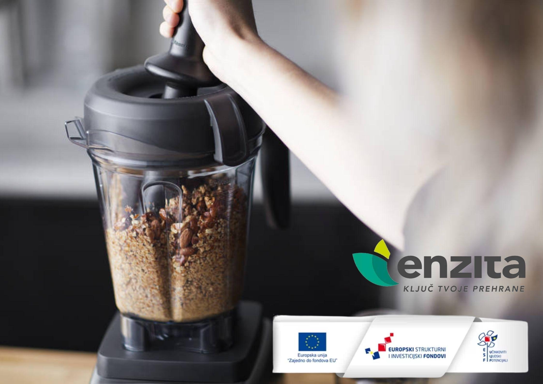 """Read more about the article Projekt """"Hrana kroz život"""" / Kapaciteti Enzite d.o.o."""