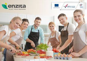 """Projekt """"Hrana kroz život"""" / Društveno poduzetništvo"""