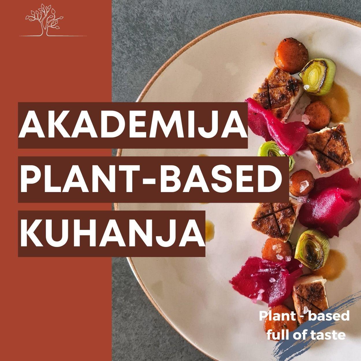 Akademija plant-based kuhanja-Enzita kitchen studio