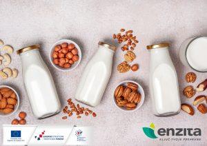 """Pročitajte više o članku Biljno mlijeko / Projekt """"Hrana kroz život"""""""
