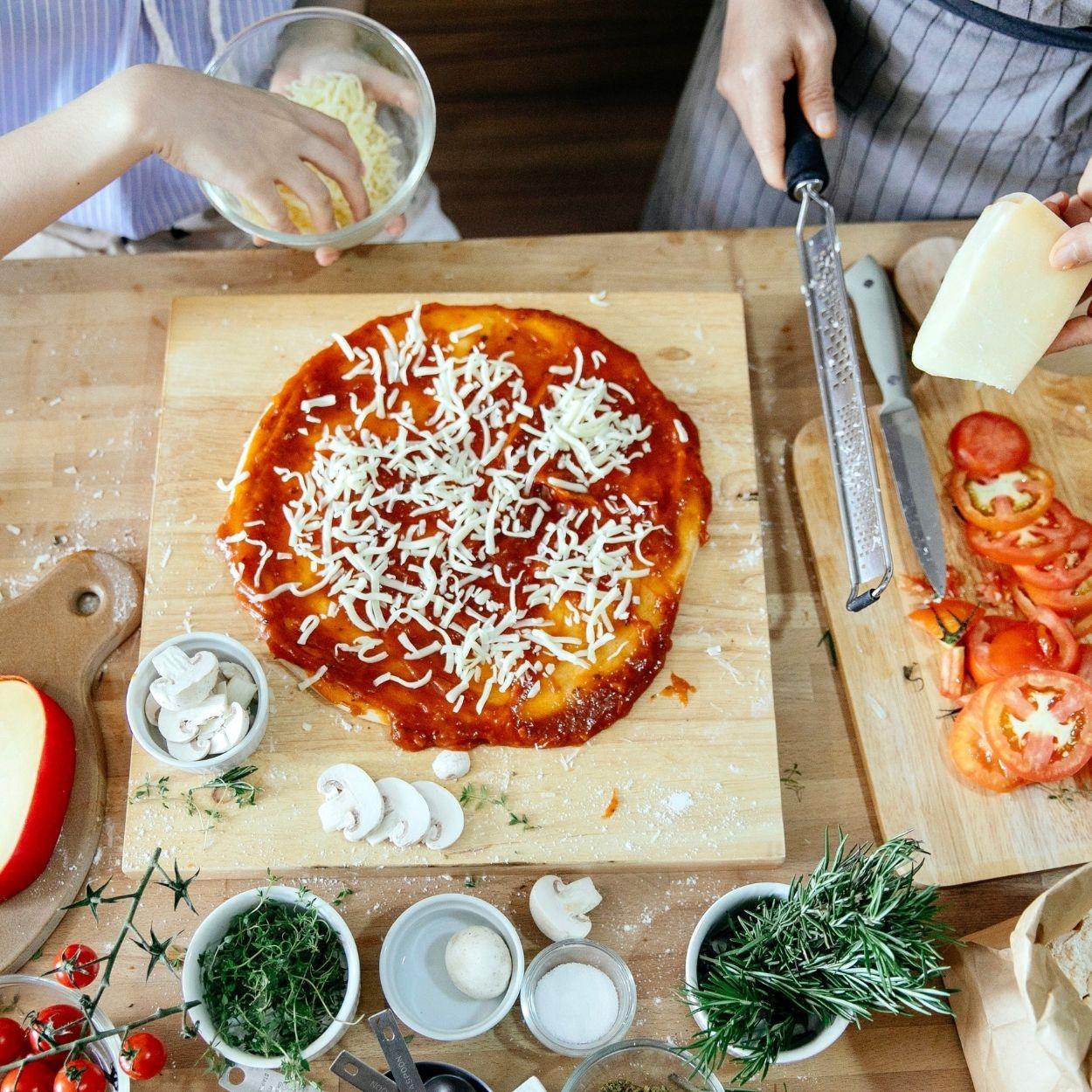 Talijanska večer kuhanja-enzita