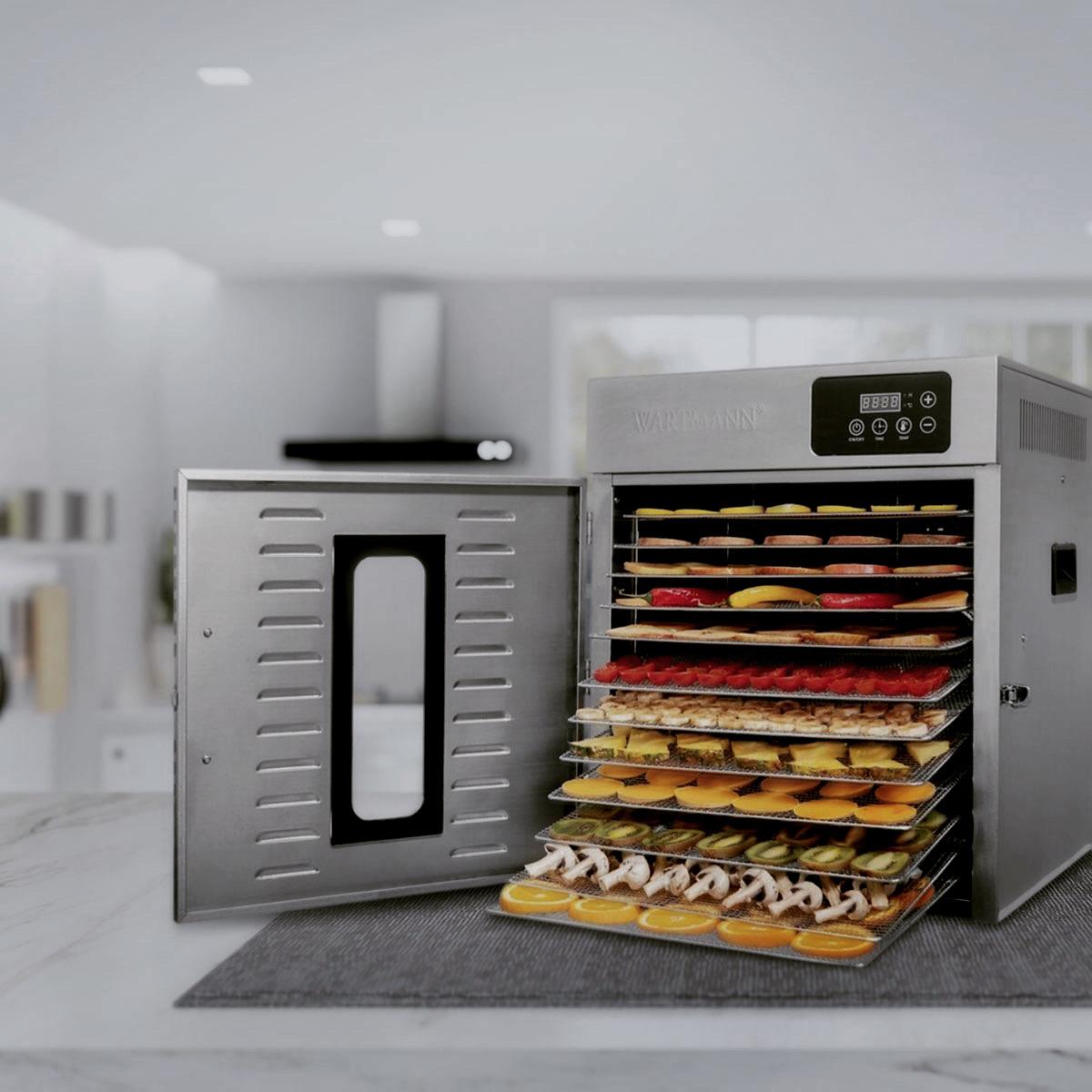 Read more about the article 100 mogućnosti, a jedan dehidrator ili kako izraditi krekere za kućne ljubimce